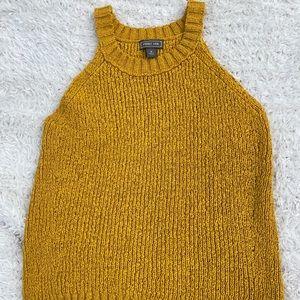 Like new Mustard Yellow Sweater tank